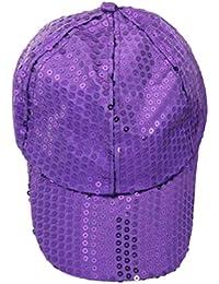 e49b62fac6af3 Amazon.co.uk  Purple - Baseball Caps   Hats   Caps  Clothing