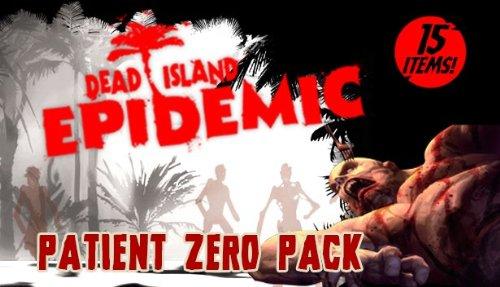 Dead Island Epidemic: Patient Zero Pack [PC Steam Code] (Dead Steam Island)