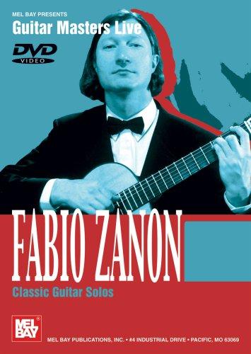 FABIO ZANON: CLASSIC GUITAR SOLOS REINO UNIDO DVD