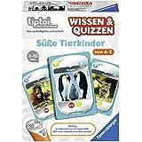 Ravensburger tiptoi 00767 - Wissen und Quizzen: Süße Tierkinder