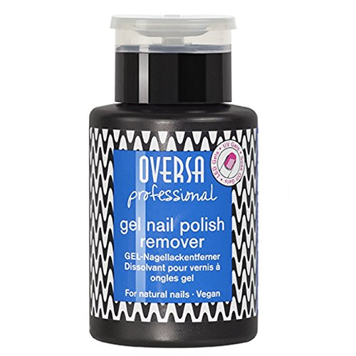 Professional Uv Gel (Oversa Professional Gel UV & Soak Off Nagellackent ferner 175 ml)