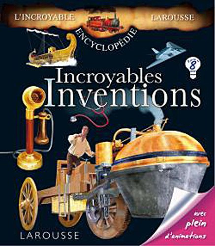 Incroyables inventions par Kamil Fadel