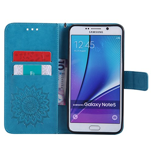 custodia galaxy a 5 in pelle