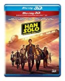 Solo: A Star Wars Story [2Blu-Ray]+[Blu-Ray 3D] [Region Free] (English audio. English subtitles)