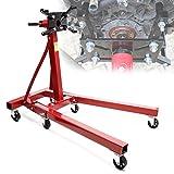 WilTec Soporte de montaje del Motor Soporte Motor 900kg