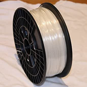 White PLA 1.75mm 3D Printer Filament 1KG Spool