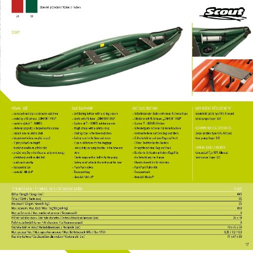 SCOUT - FARBE GRÜN - SCHLAUCHBOOT - STANDARD - WILDWASSER KANU - 3 PERSONEN - Selbstlenzender Boden mit einem Rollverschluss - Schlauchkajak STABIELO ® 3 PERSONEN - SCHLAUCH WILDWASSER KAJAK für CAMPING-CARAVAN-OUTDOOR-FREIZEIT - VERTRIEB HOLLY PRODUKTE STABIELO ® - INNOVATIONEN MADE in GERMANY - Holly ® Produkte STABIELO ® - holly-sunshade ® LIEFERBAR auch in Farbe ROT - holly-sunshade ® -