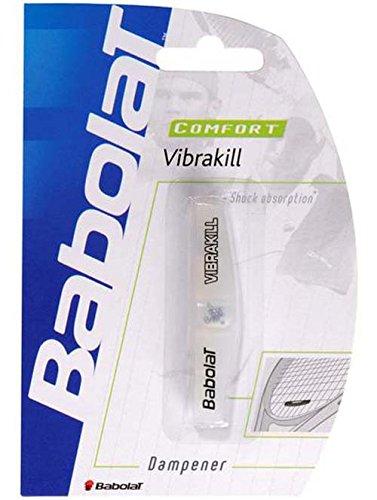 Babolat Vibrakill, Ammortizzatori di Vibrazione Unisex - Adulto, Trasparente, Taglia Unica