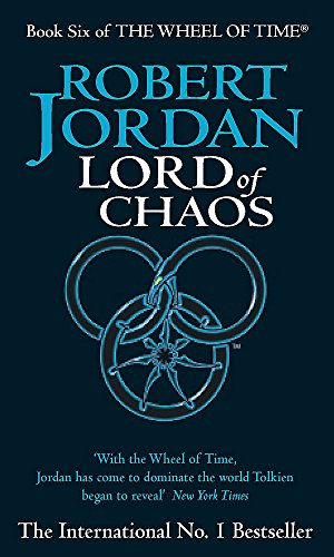 Cover of Lord of Chaos (Wheel of Time 6)