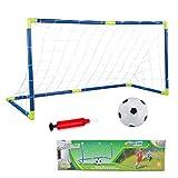 AnJanLe Mini Fußballtor Set für Kinder