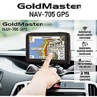 GoldMaster NAV-705 GPS 7'' 4GB Navigasyon Cihazı