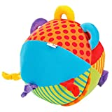 SOLINI Activity-Ball Babyball Spielball, mehrfarbig