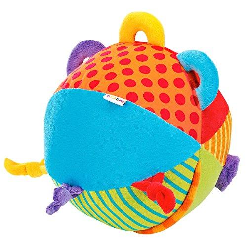 SOLINI Activity-Ball Babyball Spielball, mehrfarbig