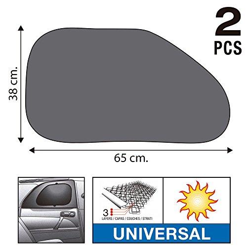 Sun Block - Pare-Soleil Lat�ral Profil� 3 Couches