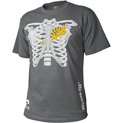 Helikon Herren Chameleon in Thorax T-shirt Shadow Grey Größe XXL