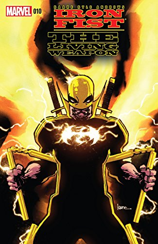 Iron Fist: The Living Weapon #10 (English Edition) (Iron Fist Living Weapon)