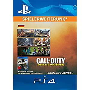 Call of Duty: Infinite Warfare – DLC 3: Absolution [PS4 Download Code – deutsches Konto]