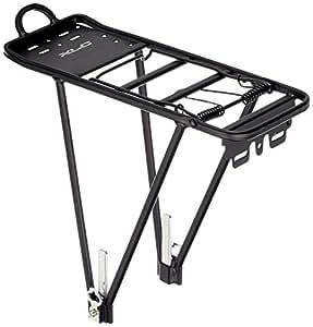 XLC 2500602000Porte-bagages, noir, 31x 20x 15cm