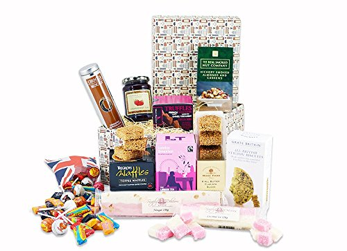 Luxury Family Sharing Hamper - Free Express UK Delivery - Family Gift Basket