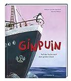 Ginpuin: Auf der Suche nach dem großen Glück (Bilder- und Vorlesebücher)