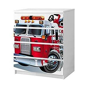 Aufkleber Kinderzimmer Feuerwehr Deine Wohnideen De