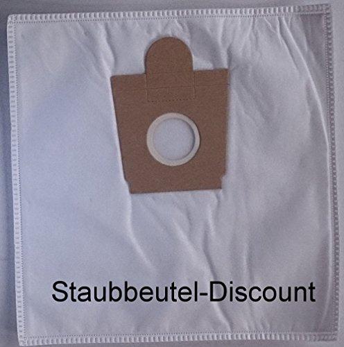 +2 Filter 10 Staubsaugerbeutel für Siemens VS 91000-91999 Super 911