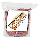 Bag Up Baits Boosted 8mm Strawberry Pre Drilled Carp Pellets With Free Delivery