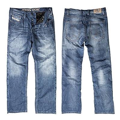 John Doe Defense Kevlar Motorcycle Jeans - Lightblue
