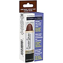 Cover That Gray Touch-Up Color Stick Dark Brown by Claudia Stevens