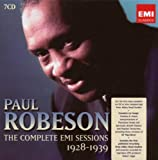 Paul Robeson: The EMI Sessions 1928-1940