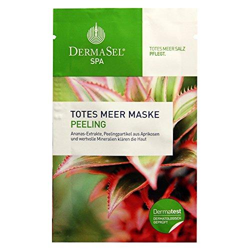 DERMASEL Masque de gommage 12ml