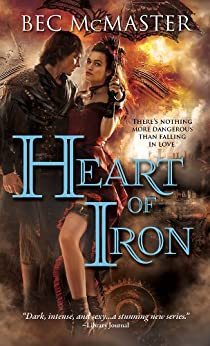 Heart of Iron (London Steampunk Book 2) by [McMaster, Bec]