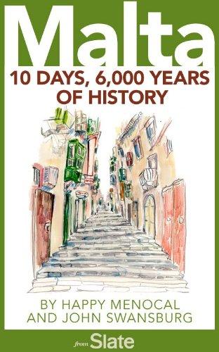 malta-10-days-6000-years-of-history-english-edition