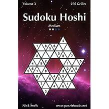 Sudoku Hoshi - Medium - Volume 3-276 Grilles