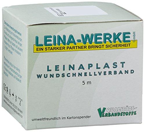 Preisvergleich Produktbild Leina-Werke REF 70104 Leinaplast Wundschnellverband-WF, 500 x 6cm