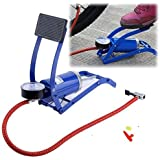 Gooseberry Air Pressure Foot Pump For Bike, Car