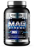 MAG Xtreme - Max Strength Magnesium Citrate - 667mg x 365 Tablets | Provides 200mg of Magnesium | 1 Year Supply | Suitable for Vegetarians & Vegans | Made in the UK