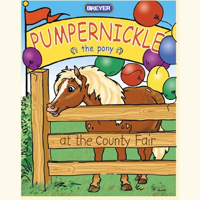 breyer-pumpernickel-colouring-book