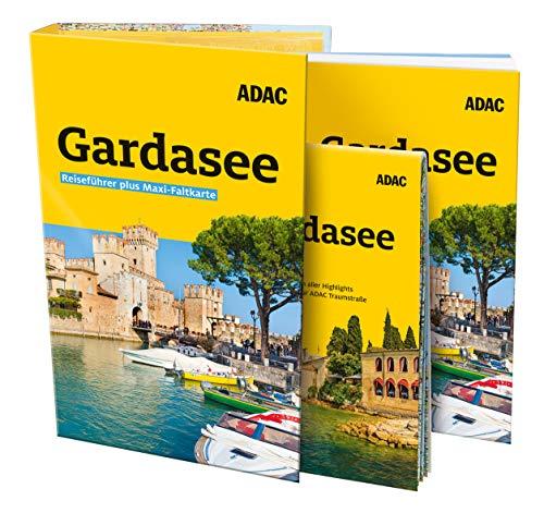 ADAC Reiseführer plus Gardasee: mit Maxi-Faltkarte zum Herausnehmen