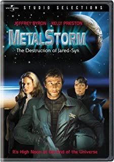 MetalStorm: The Destruction Of Jared-Syn by Jeffrey Byron