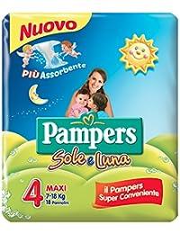 PAMPERS SOLE&LUNA FLASH MAXI18
