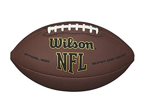 Wilson NFL Super Grip Fußball