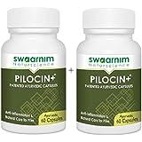 Natural Care For Piles - PILOCIN+ (60 Capsules) Pack Of 2 - GMP Certified - Ayurvedic Proprietary Medicine - Anti...