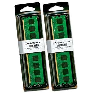RAM 4Go Kit (2x 2Go) pour Dell Optiplex 745Mini Tour Par voûte plantaire mémoire