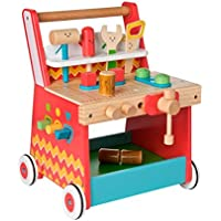 Early Learning Centre Figurines (Wooden Act Kitchen)