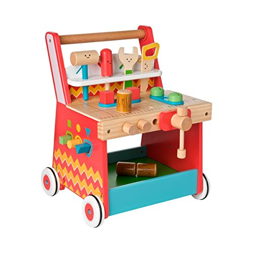 Produktbild Early Learning Centre Figuren (Holz ACT Werkbank)