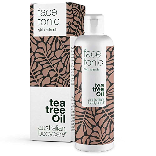 Australian Bodycare Face Tonic - Gesichtstonic mit natürlichem Teebaumöl gegen Pickel, Mitesser und unreine Haut. Kann auch bei Akne verwendet warden | Gesichtstonic sensible haut ohne Alkohol, 150 ml
