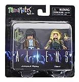 Aliens Minimates Series 2 Jumpsuit Ripley and Newt Mini Figuras Set