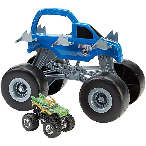 Hot Wheels - Monster Jam Colossal Carrier Monster Jam-trucks Spielzeug