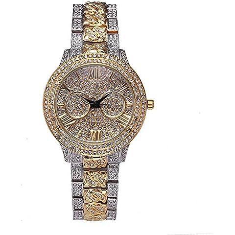 Diamante in acciaio ladies watch , 1